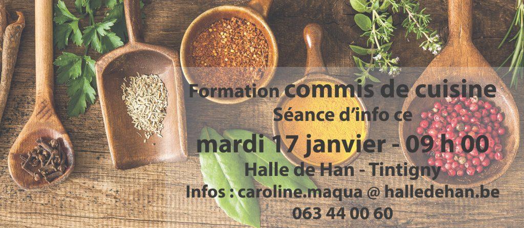 S ance d 39 info formation commis de cuisine - Formation commis de cuisine ...